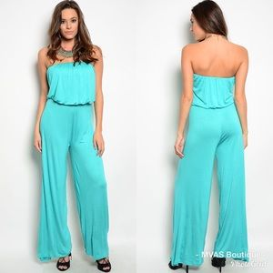 Pants - Jade Jumpsuit